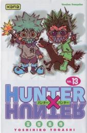 Hunter X Hunter -13- Tome 13 - 10 septembre