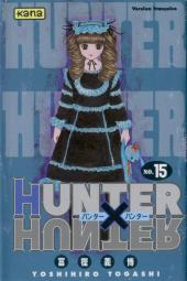 Hunter X Hunter -15- Tome 15 - Progrès rapides