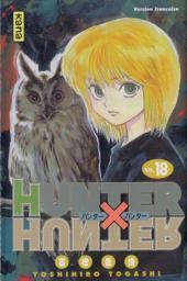Hunter X Hunter -18- Tome 18 - Rencontre fortuite