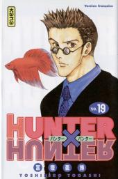 Hunter X Hunter -19- Tome 19 - NGL