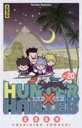 Hunter X Hunter -20- Tome 20 - Points faibles