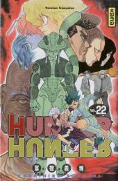 Hunter X Hunter -22- Tome 22 - 8(1)