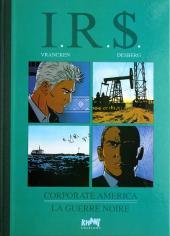 I.R.$. -TL4- Tomes 7 & 8