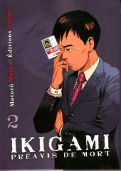 Ikigami - Préavis de mort -2- La drogue d'amour pur - Veille de départ pour le front