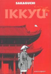 Ikkyu (Vents d'Ouest) -2- Tome 2