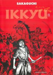 Ikkyu (Vents d'Ouest) -4- Tome 4