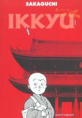 Ikkyu (Vents d'Ouest) -1- Tome 1