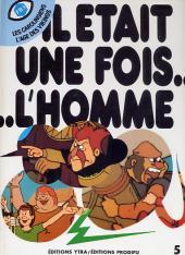 Il était une fois... l'homme (1re Série - Ytra) -5- Les carolingiens, l'age des vikings