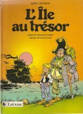 Grands classiques (De La Fuente) - L'Île au trésor