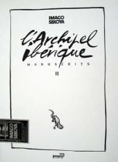 Manuscrits -2- L'Archipel ibérique