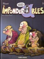 Les impondérables -3- Des Déprimés