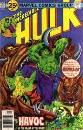 Incredible Hulk (The) (1968) -202- Havoc at the heart of the atom!!