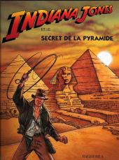 Indiana Jones -1- Le secret de la pyramide
