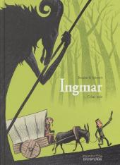 Ingmar -2- Crâne Noir