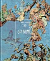 Les innommables (Premières maquettes) -2- Shukumeï