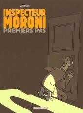 Inspecteur Moroni -1a- Premiers pas