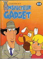 Inspecteur Gadget (2e série - Éditions de la Page Blanche) -3- Gadget à Hawaï