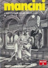 L'institution Marie-Madeleine -1- Tome 1