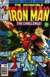 Iron Man Vol.1 (Marvel comics - 1968) -134- The challenge