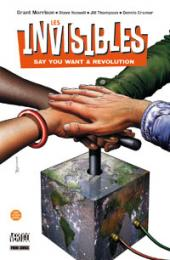 Les invisibles (Morrison, Panini) -1- Say you want a revolution