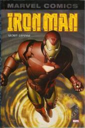 Iron Man (Marvel Monster Edition) -2- Secret-Défense