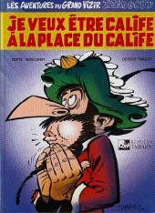 Iznogoud -13b1989- Je veux être Calife à la place du Calife