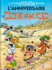 Iznogoud -19c- L'anniversaire d'iznogoud