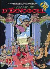 Iznogoud -2Or- Les Complots d'Iznogoud