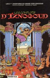 Iznogoud -2Poch- Les Complots d'Iznogoud