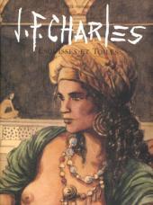 (AUT) Charles -3TT- Esquisses et toiles