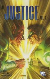 JLA: Justice -4- Volume 4