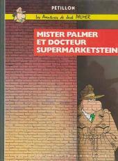 Jack Palmer -2c- Mister Palmer et docteur Supermarketstein