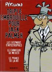 Jack Palmer -INT- Triple embrouille pour Jack Palmer