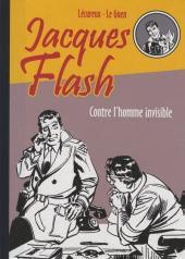 Jacques Flash (Taupinambour) -1- Contre l'homme invisible