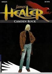 James Healer (en néerlandais) -1- Camden rock