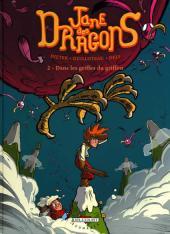 Jane des dragons -2- Dans les griffes du griffon