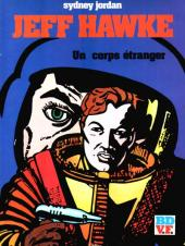 Jeff Hawke -5- Un corps étranger