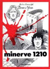 Jehan et Armor -2- Minerve 1210