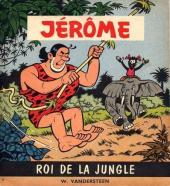 Jérôme -3- Le roi de la jungle
