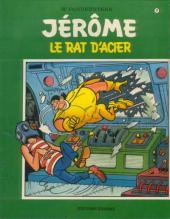 Jérôme -17- Le Rat d'acier