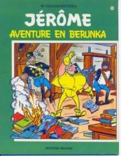 Jérôme -24- Aventure en Berunka