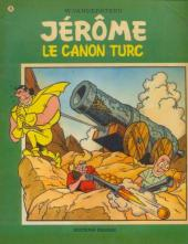 Jérôme -28a- Le canon turc