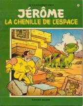 Jérôme -33- La chenille de l'espace
