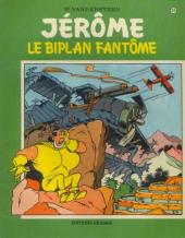 Jérôme -35- Le biplan fantôme