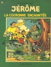 Jérôme -51- La couronne enchantée