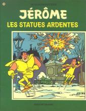 Jérôme -52- Les statues ardentes