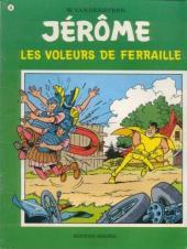 Jérôme -64- Les voleurs de ferraille