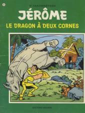 Jérôme -65- Le dragon à deux cornes