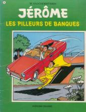 Jérôme -66- Les pilleurs de banques
