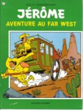Jérôme -72- Aventure au far west